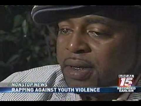 The Last Mr. Bigg Speaking Out Against Youth Violence In Mobile, Alabama
