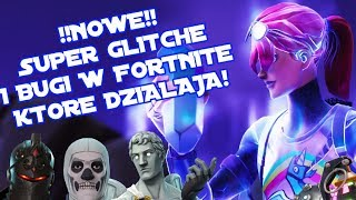 * NEW * SUPER GLITCHES AND BUGS IN FORTNITE THAT WORK!