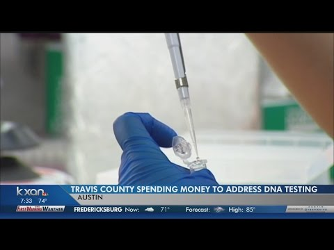 Funds needed to re-test DNA samples after problems with untrained staff surfaced