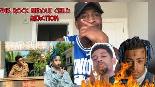 PnB Rock - Middle Child (feat. XXXTENTACION) [Official Music Video]