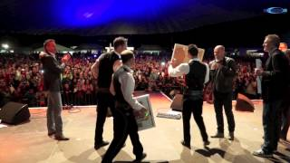 Juzi Open-Air 2014 - Impressionen Auftritt