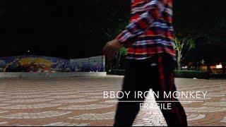 Bboy Iron Monkey – Fragile