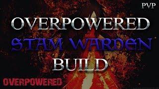 OVERPOWERED STAMINA WARDEN BUILD - MURKMIRE META [INSANE DAMAGE]   DragooX