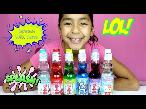 Japanese Pop Ramune Soda Review Candy Review | B2cutecupcakes