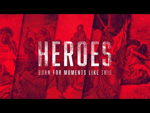 Heroes part 2 with Pastor Chris Bailey