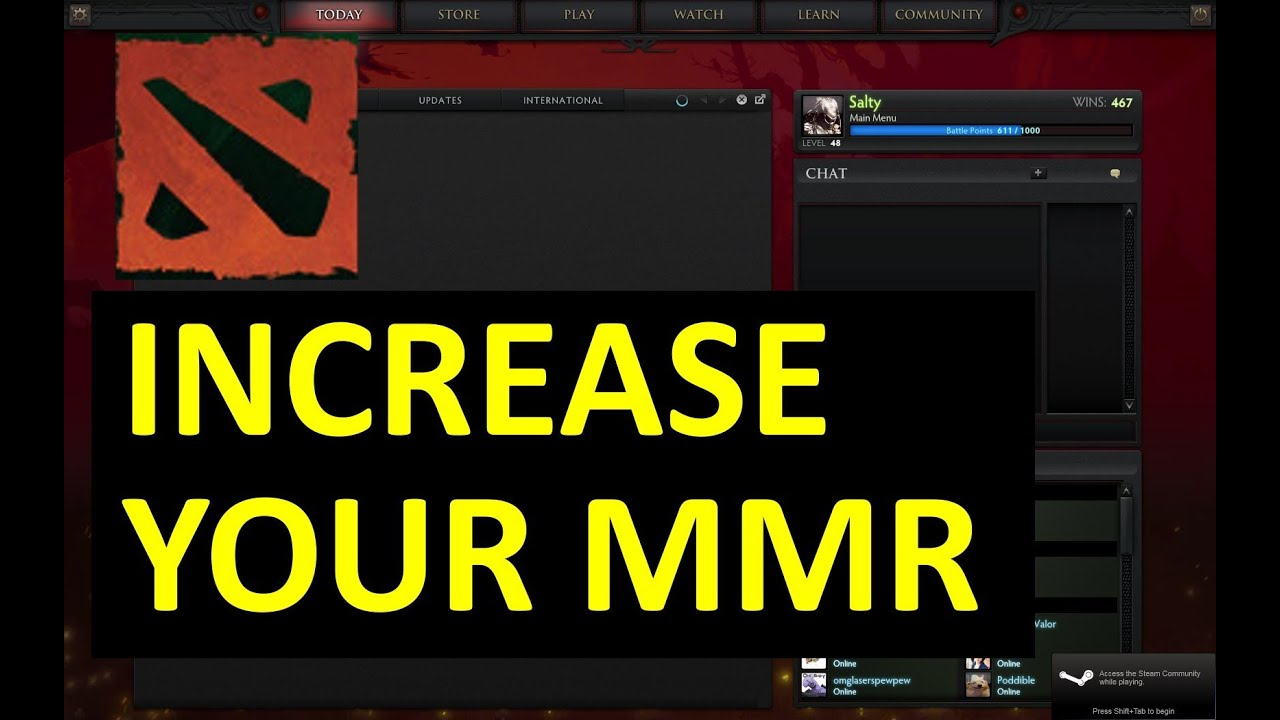 How does dota 2 pub matchmaking work