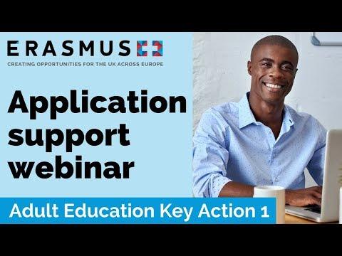 2018 Call Webinar: Adult education Key Action 1 – Q&A