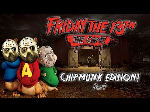 Friday the 13th - Chipmunks Edition Part 1