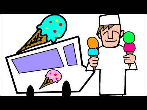 【無料音楽】アイスクリームの歌【著作権フリー・商用利用可】