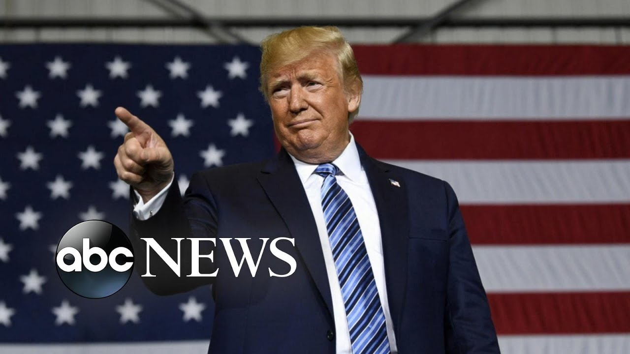 ABC News:Intensifying war of words between Trump and Rep. Tlaib