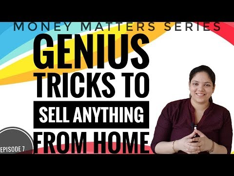 Genius tricks to sell anything from home   Money Matters Series   Episode 7
