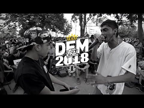 NITRO vs. EL MENOR: Semifinal - DEM Final 2018
