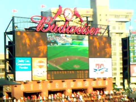 Matt Holliday Home Run 8/15/09