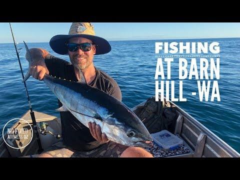 NFAoz Fishing Barn Hill