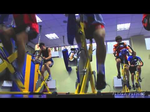 Spinning Спиннинг велотренировка (тренировка на