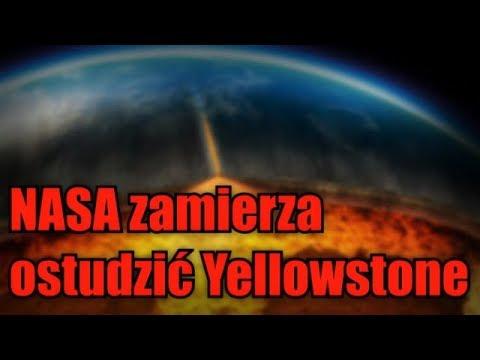 NASA opracowała niebezpieczny plan ochłodzenia wulkanu Yellowstone