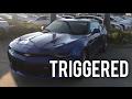 2016 Chevrolet Camaro SS (Manual) -Mustang killer orrr?