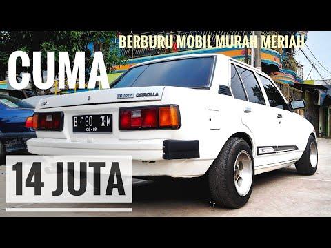 Berburu Toyota Corolla DX |CUMA 14 JUTA!!