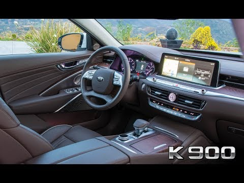 Kia K (US) Ready to fight German luxury cars