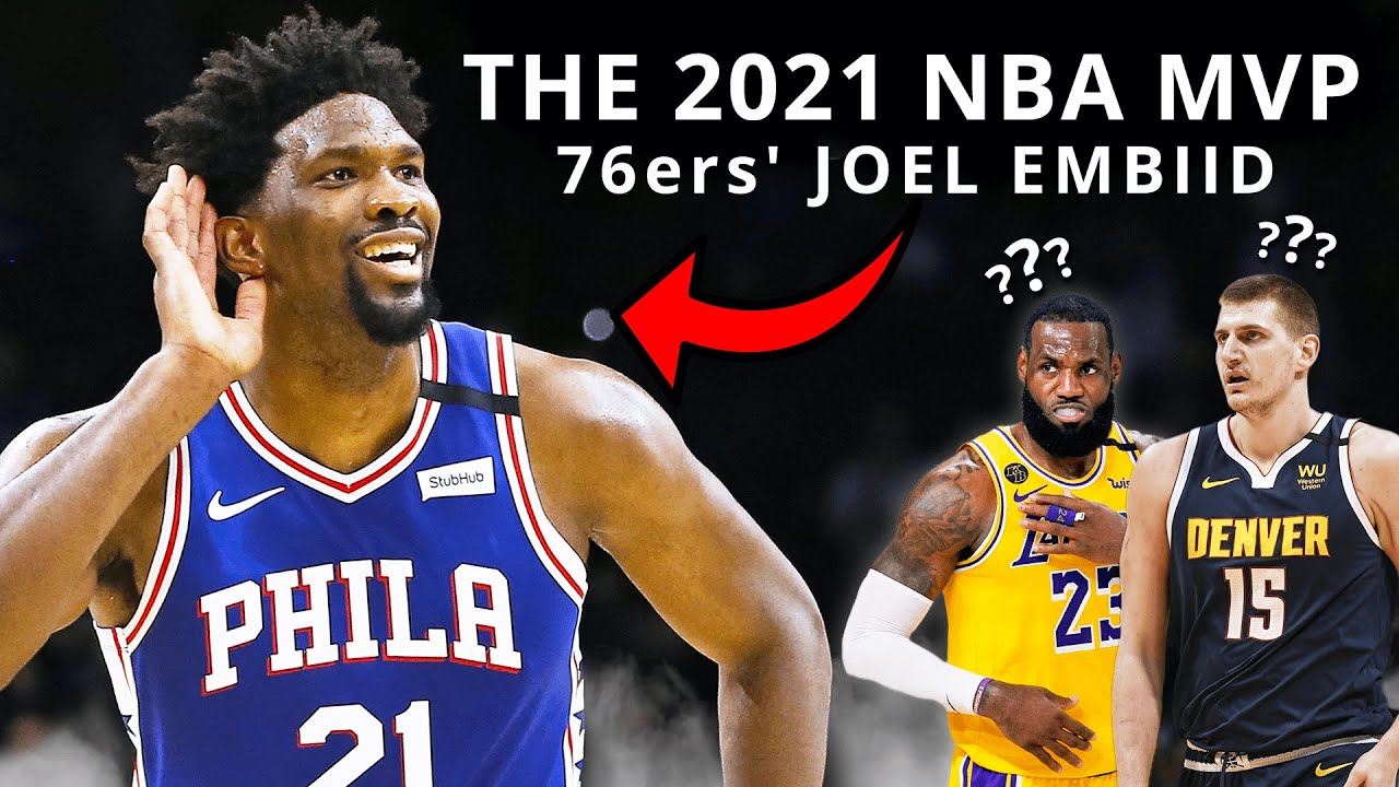 Can Joel Embiid Become Next MVP?
