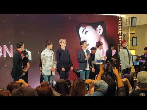 19082016 Press Conference Day6 Live Concert Day Dream in Bangkok 2016