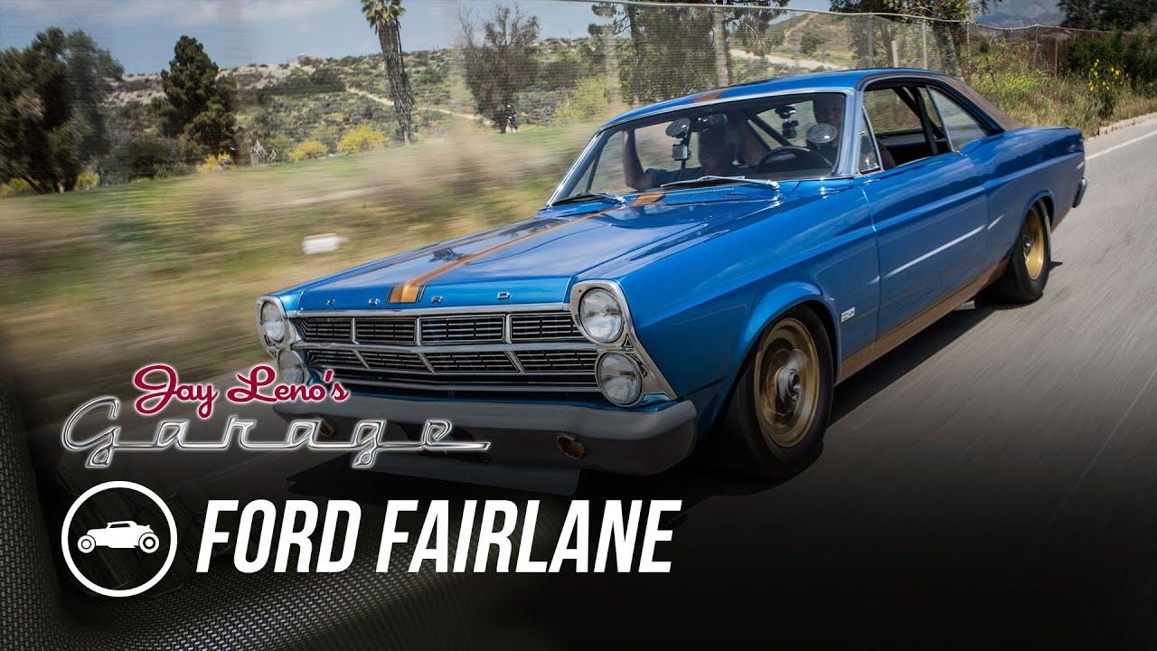 Ford Fairlane Jay Leno S Garage Youtube