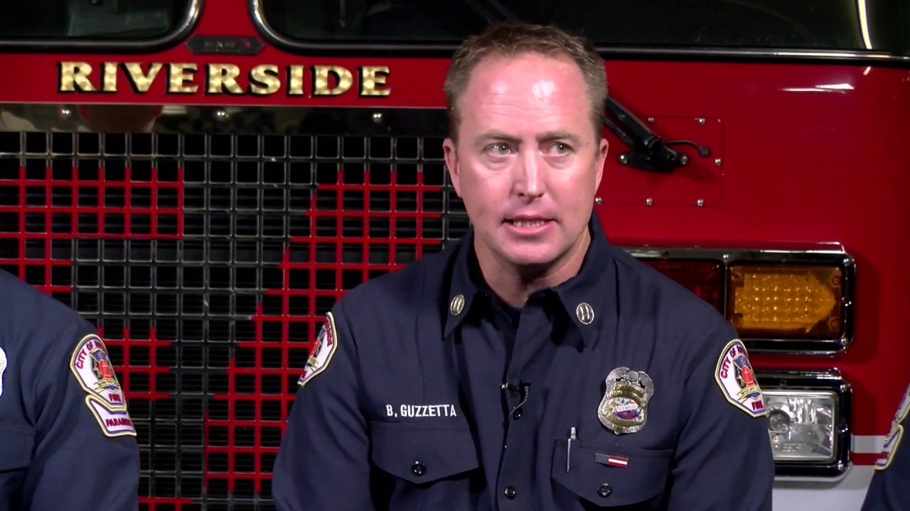 Behind the Scenes with Riverside Fire Department's Busiest Unit in the City  - Station 4