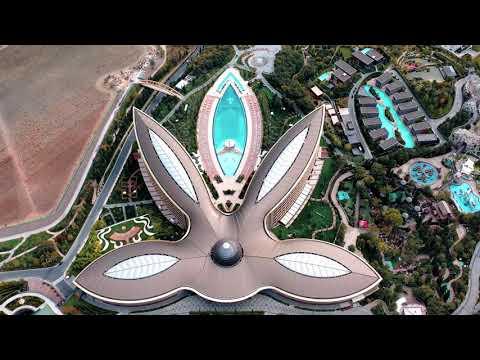 5 звездочный отель «Мрия Резорт & Спа» Крым в 4К