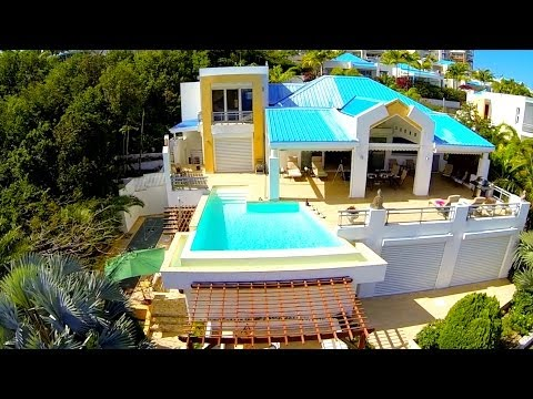 "SOLD!  St Maarten, SXM - Villa ""MARGARITA"" - $2,900,000 - Paradise Found Real Estate, CARIBBEAN!"