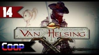 The Incredible Adventures of Van Helsing #14 (Приготовление к защите) [HD]