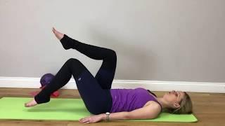 #7 Studio Scoop Pilates   Beginner level   Full body session