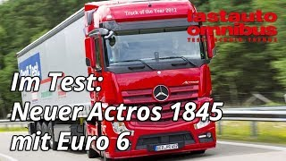 Mercedes Benz Actros 1845 Big Space (2011)