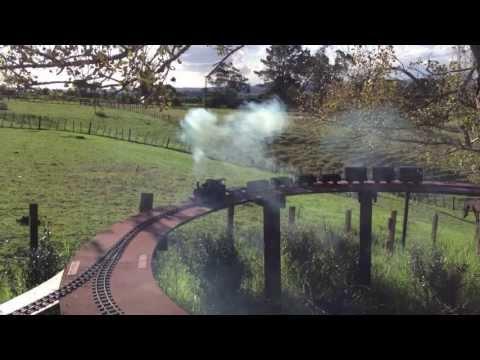 Smokey Times on the Sunnyfield Railway