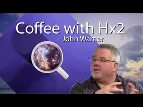 Coffee with Hx2: Dr. John Warner Interview