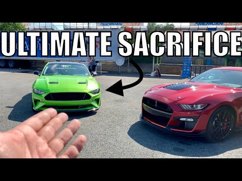 HOW I PLAN TO BUY THE 2020 SHELBY GT500...