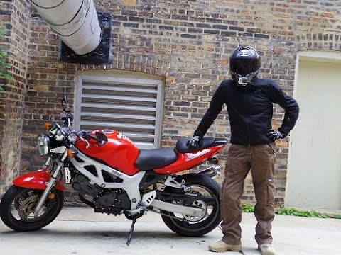 guy short problems sportbike