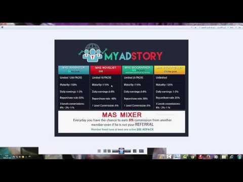 الدرس الاول : شرح استراتجية الشراء من موقع Myadstory