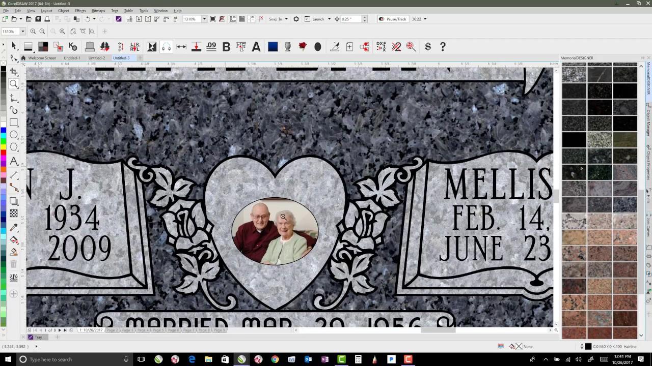 Thumbnailer – MemorialDESIGNER