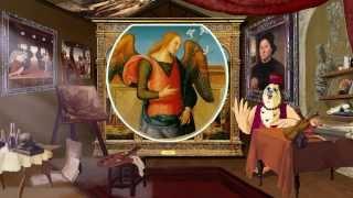 Сказки картинной галереи - Пьетро Перуджино (51 серия) (Уроки тетушки Совы)