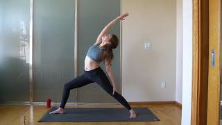 Yoga at Home. Class #8.