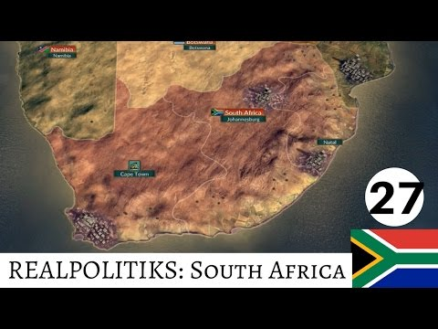 Realpolitiks - South Africa (27): The Vice of Terror