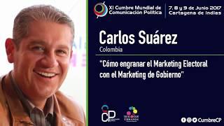 Perfil Carlos Suárez CEO Estrategia&Poder