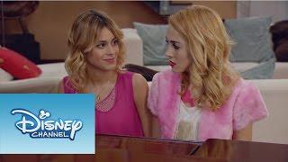 """Violetta: Momento Musical: Ludmila e Violetta cantam """"Si Es Por Amor"""""""