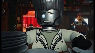 Remote Control Zane - LEGO NINJAGO - Wu's Teas Episode 9