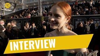 Golden Globes 2019 | Red-carpet-interview Mit Barbara Meier