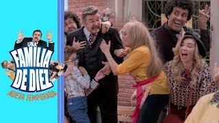 Una familia de 10: ¡Estrenando muebles! | C2 - Temporada 2 | Distrito Comedia
