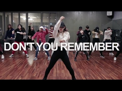 Adele - Don't You Remember | BisMe Choreography