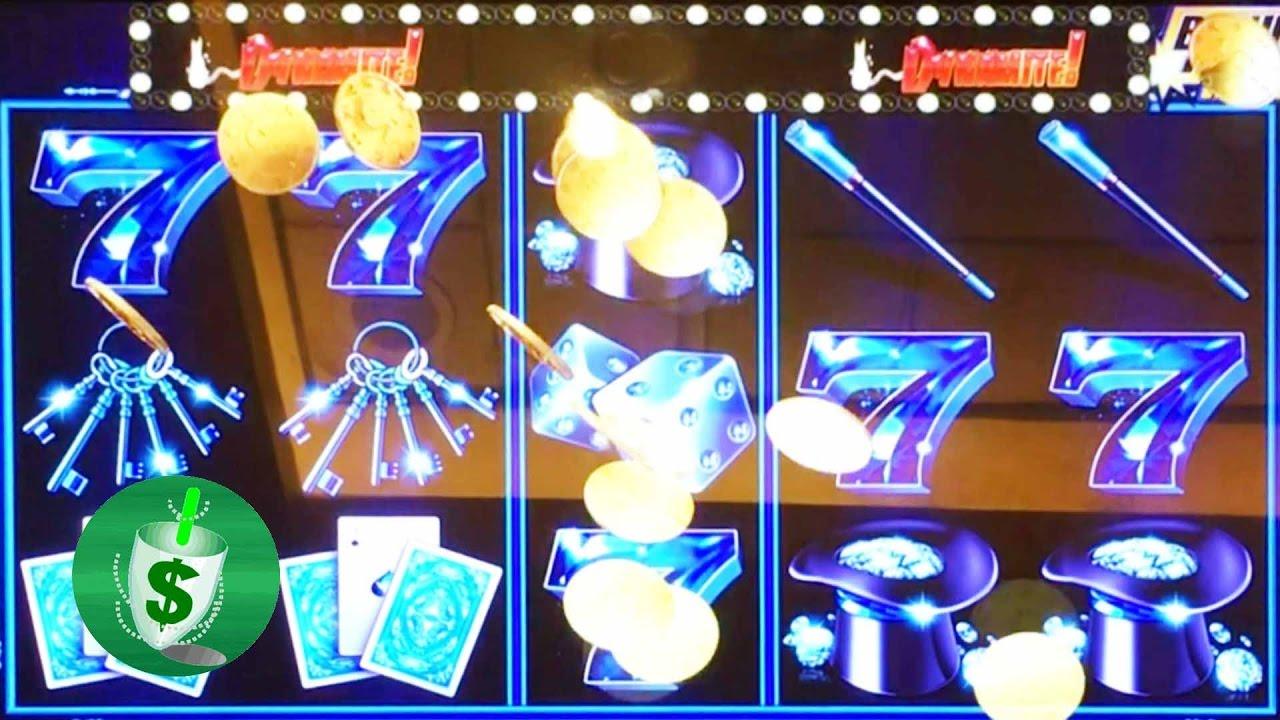 Magic Paper Slots Machine