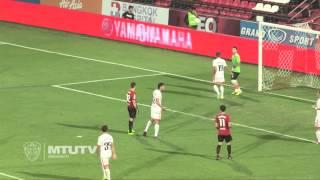 MTUTD.TV Highlight SCG Muangthong United 0-0 Sisaket - Thai Premier League - Round 36