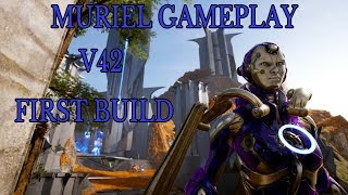 Paragon v42 | Muriel full gameplay commentary